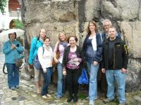 group photo of study abroad students in Munich